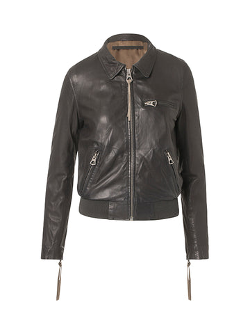 Karla Leather Jacket