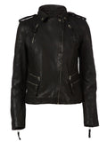 Rosa Leather Jacket