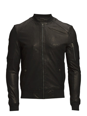 Pede Leather Jacket