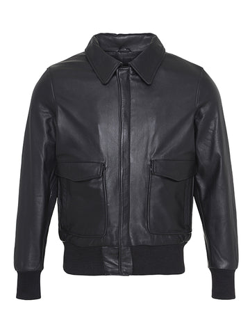 Paris Cow Jacket - black