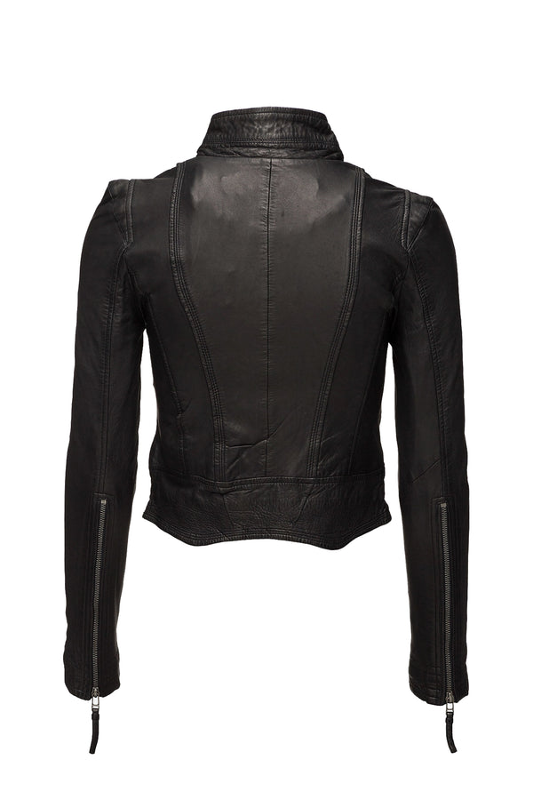 Rucy Leather Jacket