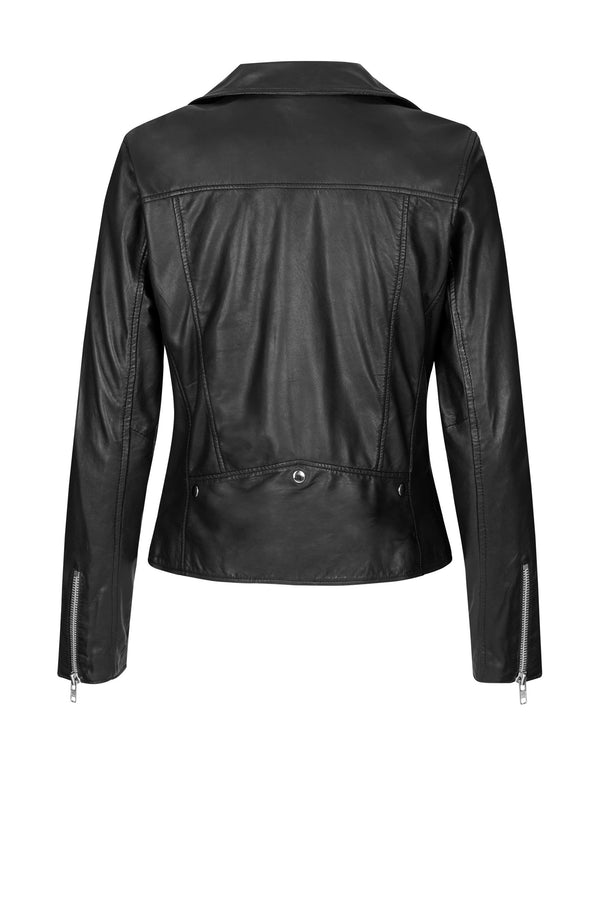 Bronco Thin Leather Jacket