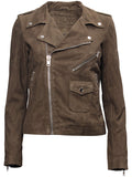 Patti suede jacket