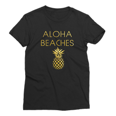 Aloha Beaches Girls T-Shirt