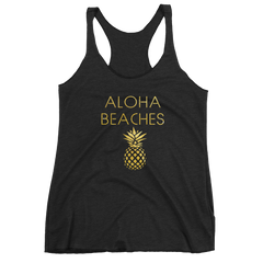 Aloha Beaches Girls Tank