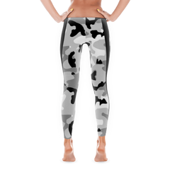 Arctic Camo Leggings