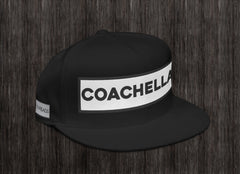 BecauseCoachella SnapBack