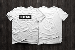 BecauseDogs T-Shirt
