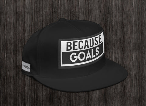 BecauseGoals SnapBack