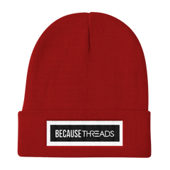 BecauseThreads Beanie
