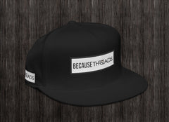 BecauseThreads SnapBack Hat