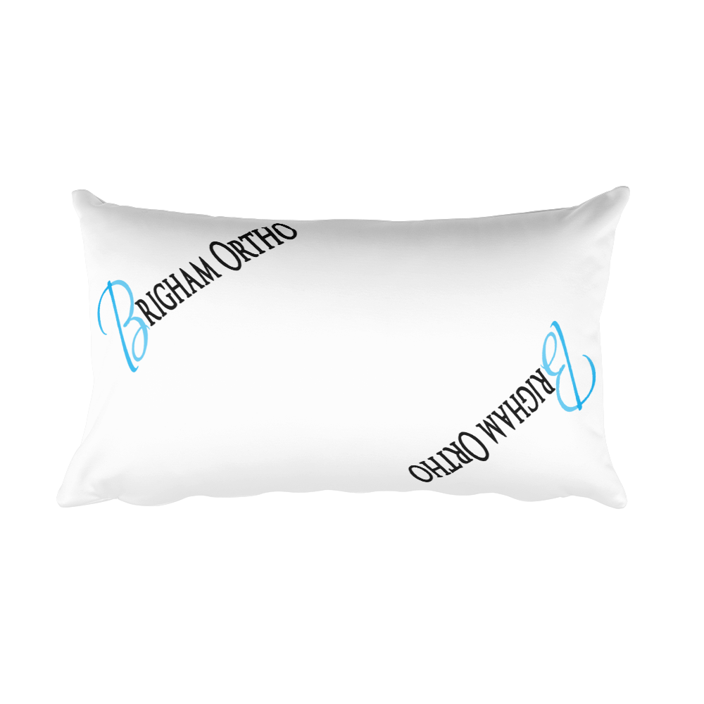BrighamOrtho Long Pillow