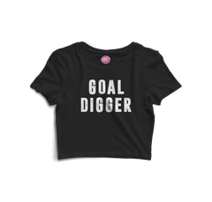 GoalDigger Crop Top