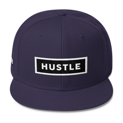 Hustle SnapBack Hat