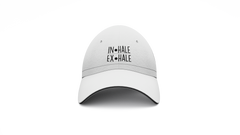 Inhale-Exhale Sports Cap