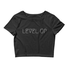 Level Up Croptop
