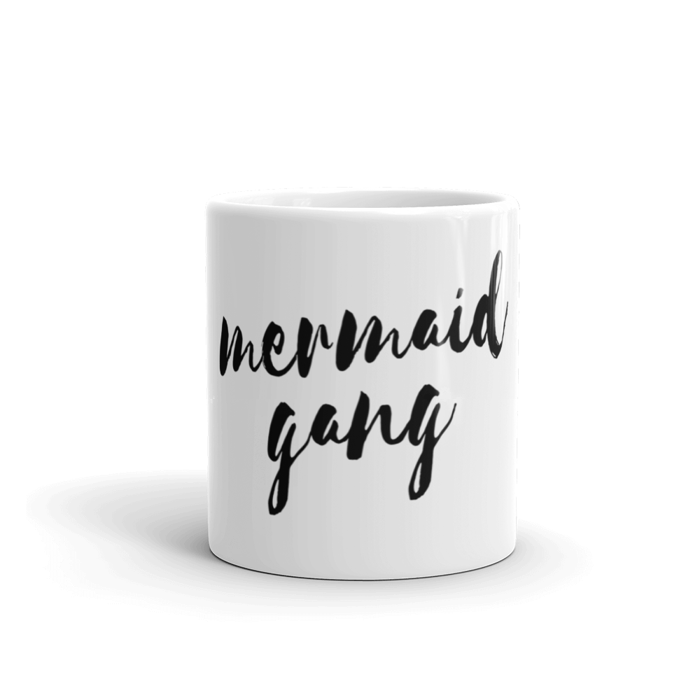 Mermaid Gang Mug