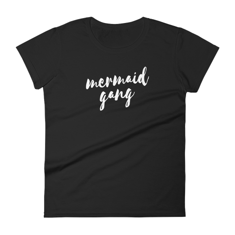 Mermaid Gang Girls T-Shirt