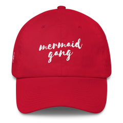 Mermaid Gang Dad Hat
