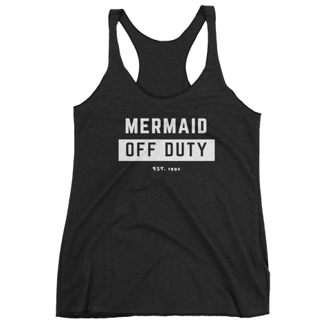 Mermaid Off Duty Girls Tank