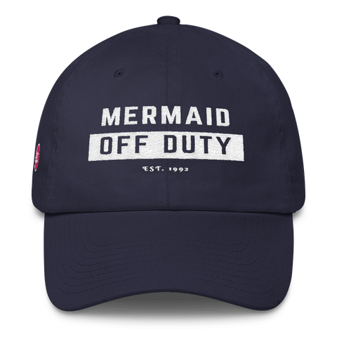 Mermaid Off Duty Sports Cap