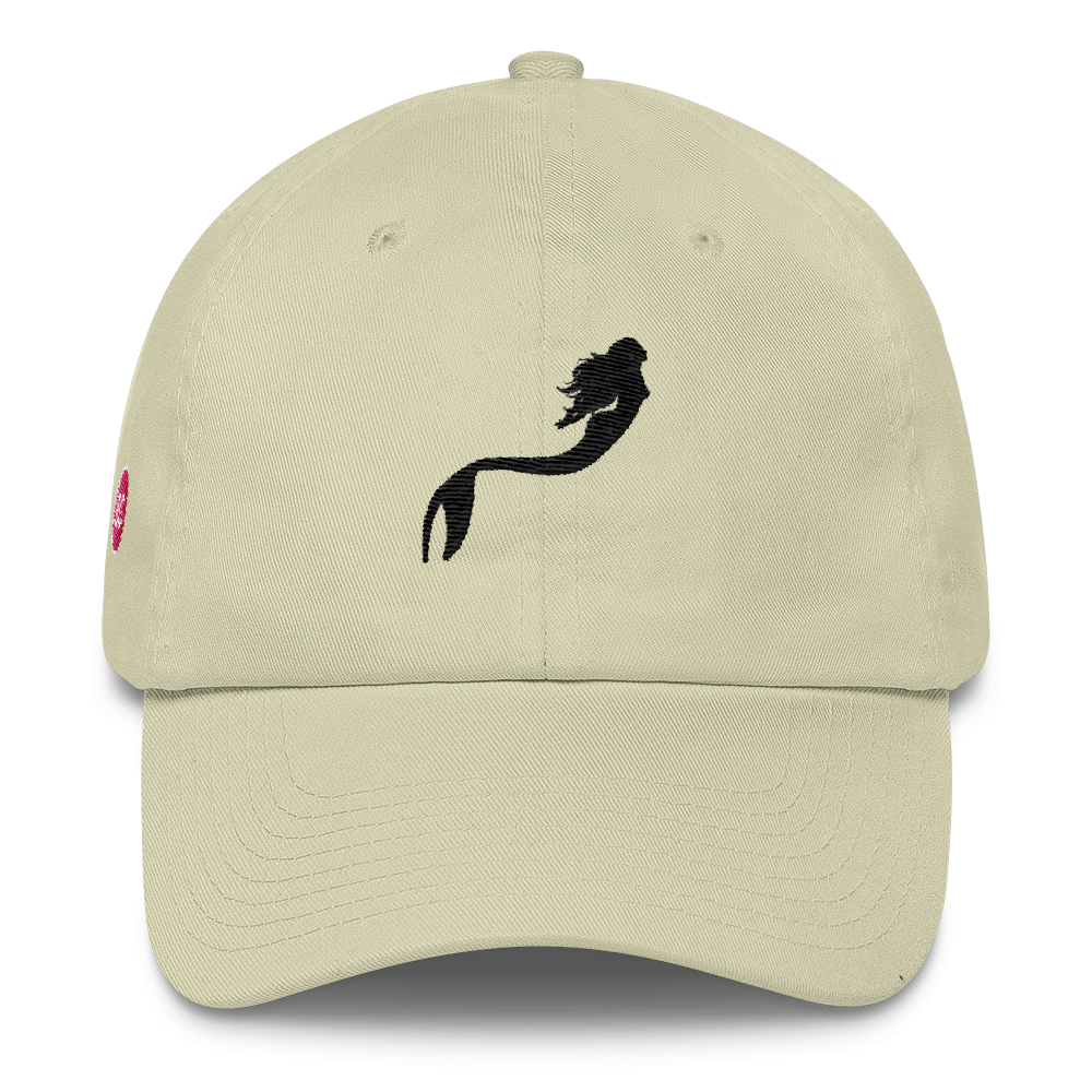 Mermaid Dad Hat