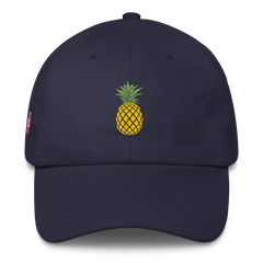 Pineapple Dad Hat