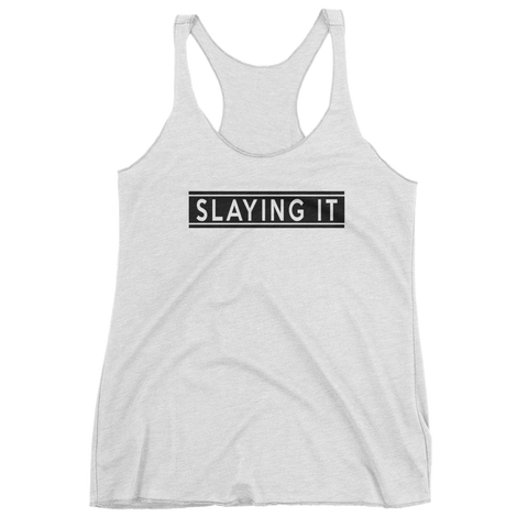 Slaying It Girls Tank