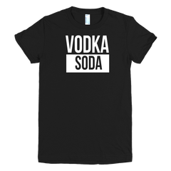 VodkaSoda Girls T-Shirt