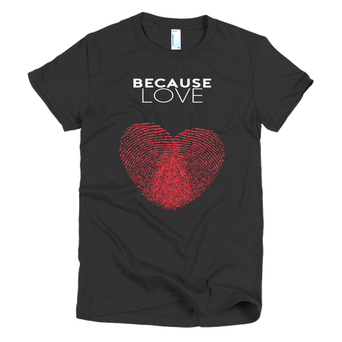 BecauseLove Girls T-Shirt