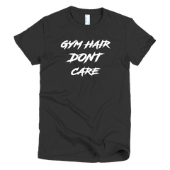 GymHairDontCare Girls T-Shirt