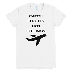 CatchFlights Girls T-Shirt