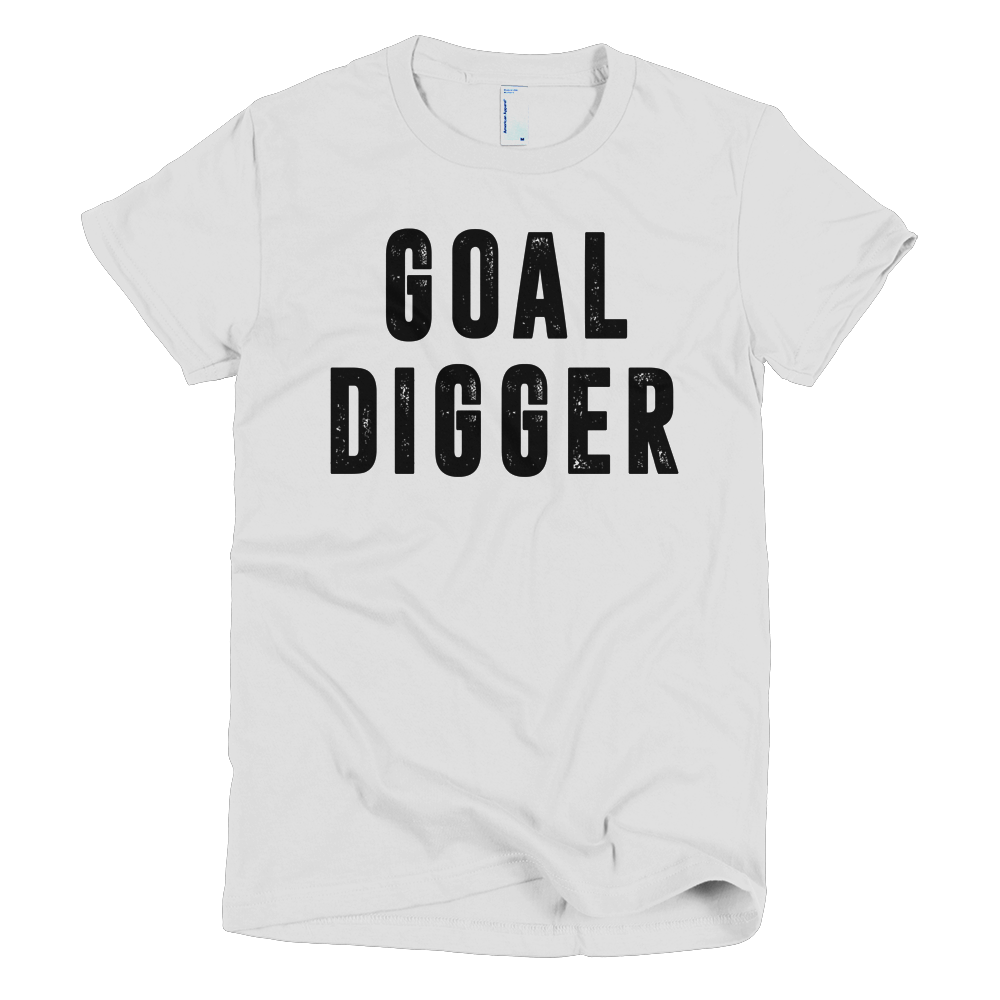 GoalDigger Girls T-Shirt