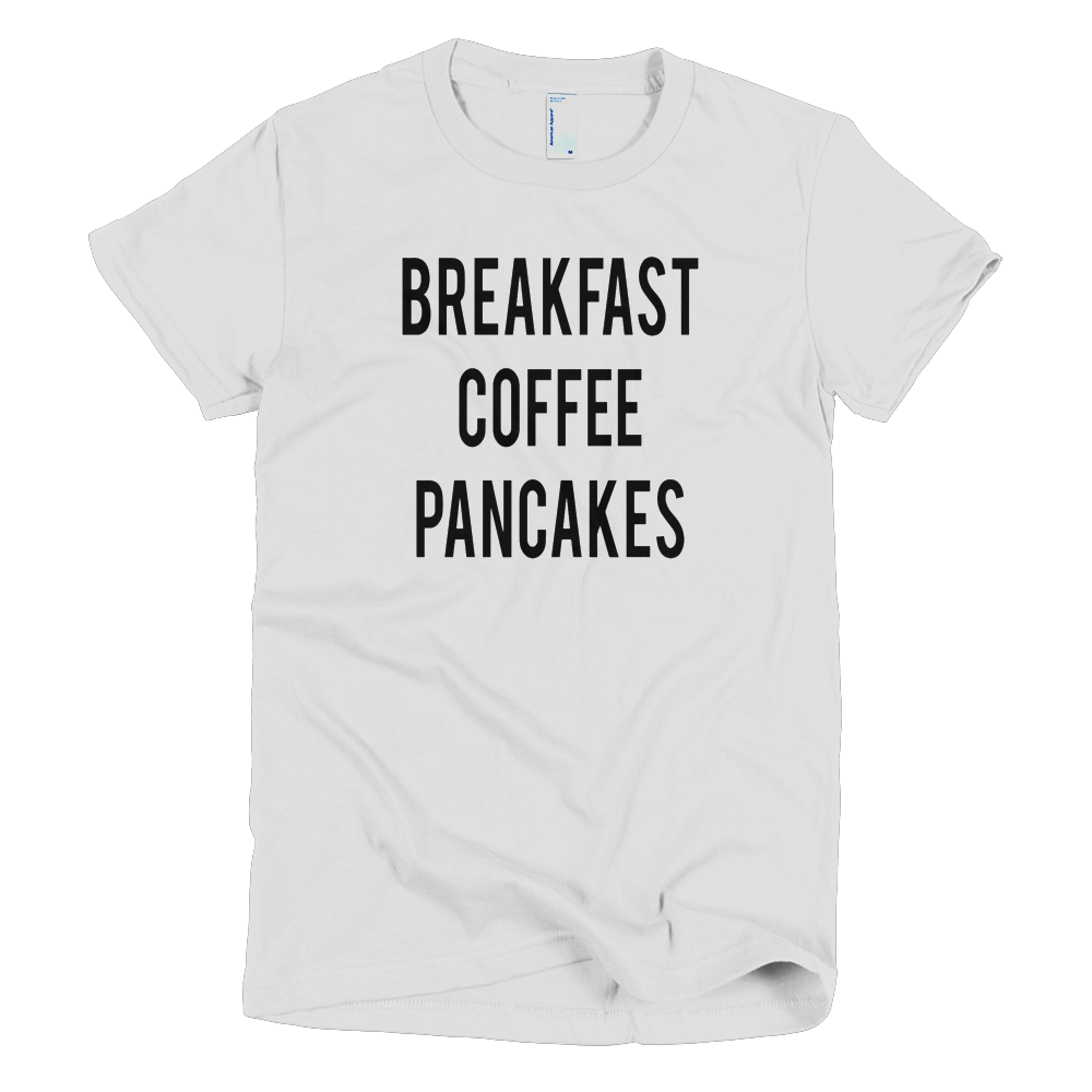 BecausePancakes Girls T-Shirt