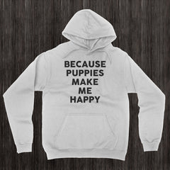 BecausePuppies Hoodie