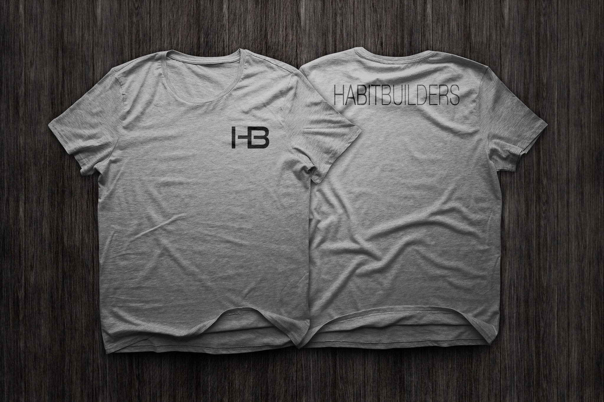 BecauseHabits T-Shirt