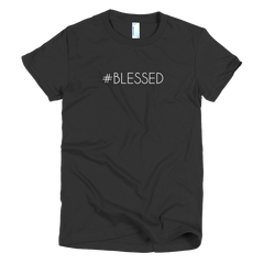 #Blessed Girls T-Shirt