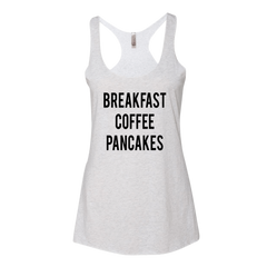 BecausePancakes Girls Tank