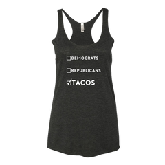 Campaign TACOS Girls Tank