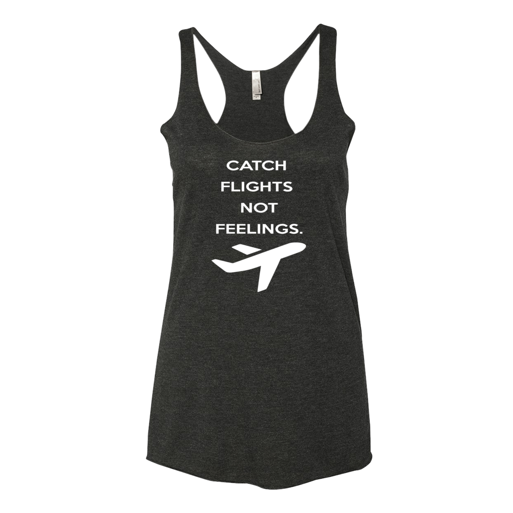 CatchFlights Girls Tank