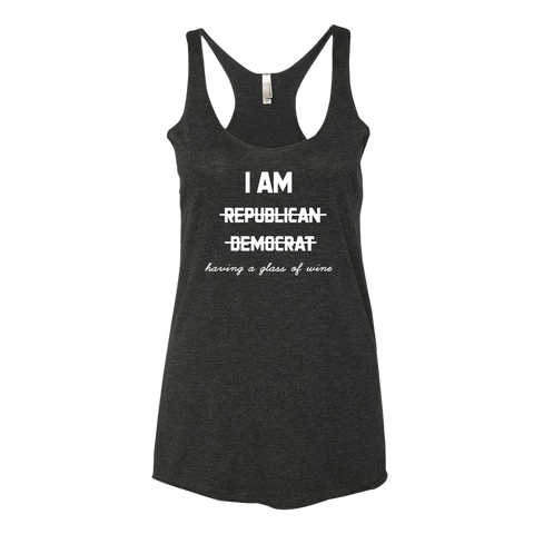 Campaign Wine Girls Tank