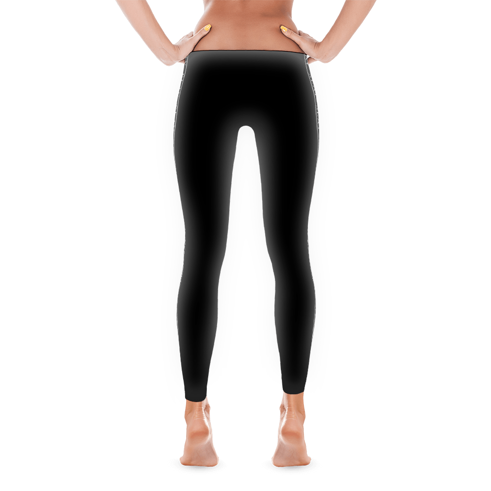 Black Slay Leggings