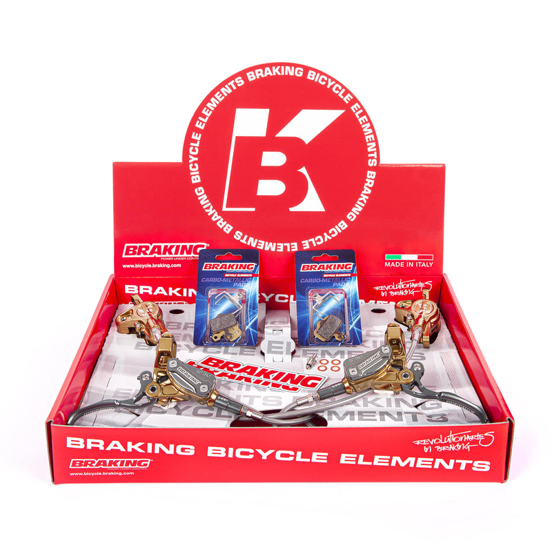 Complete Systems BRAKING