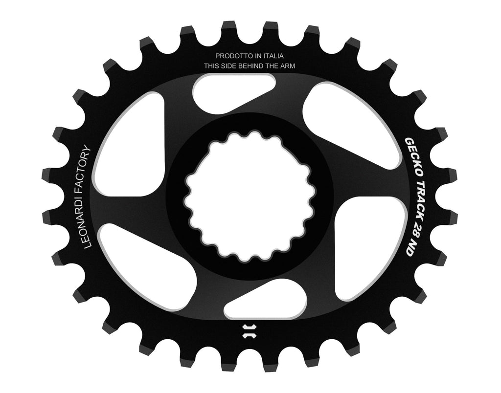SPECIAL OFFER CASSETTE + GECKO OVAL CHAINRING