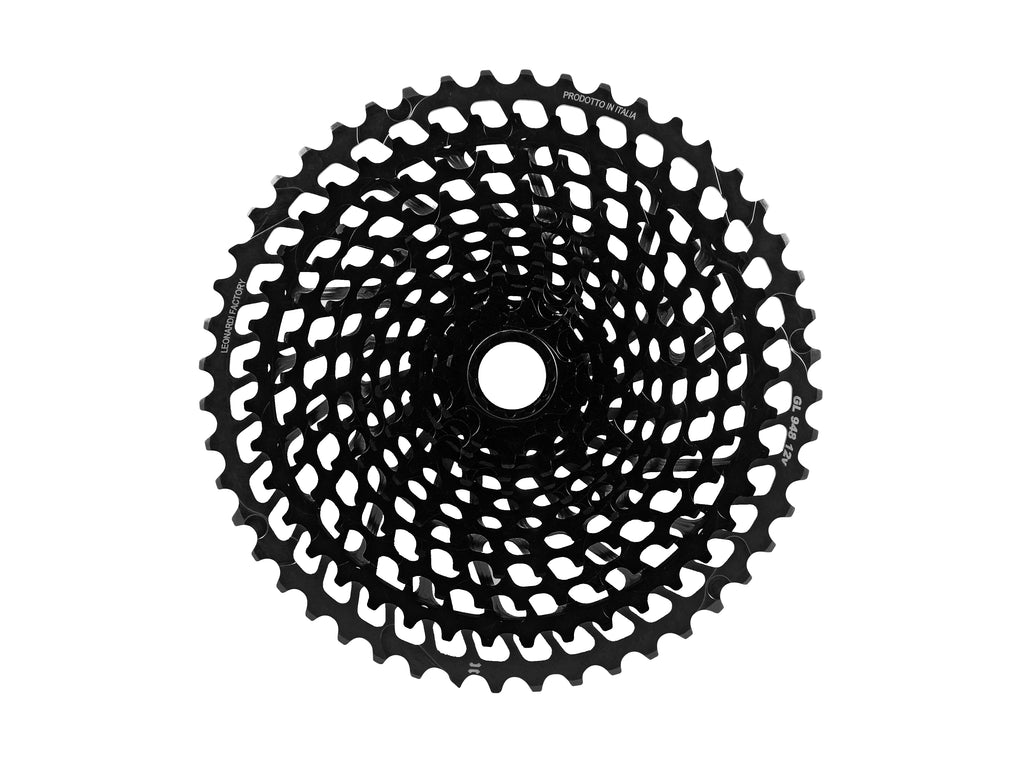 SPECIAL OFFER CASSETTE + BCD ROUND CHAINRING