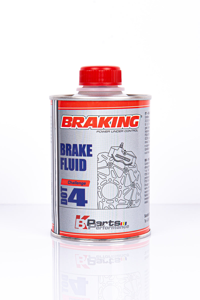 BRAKE FLUID DOT.4 250ml