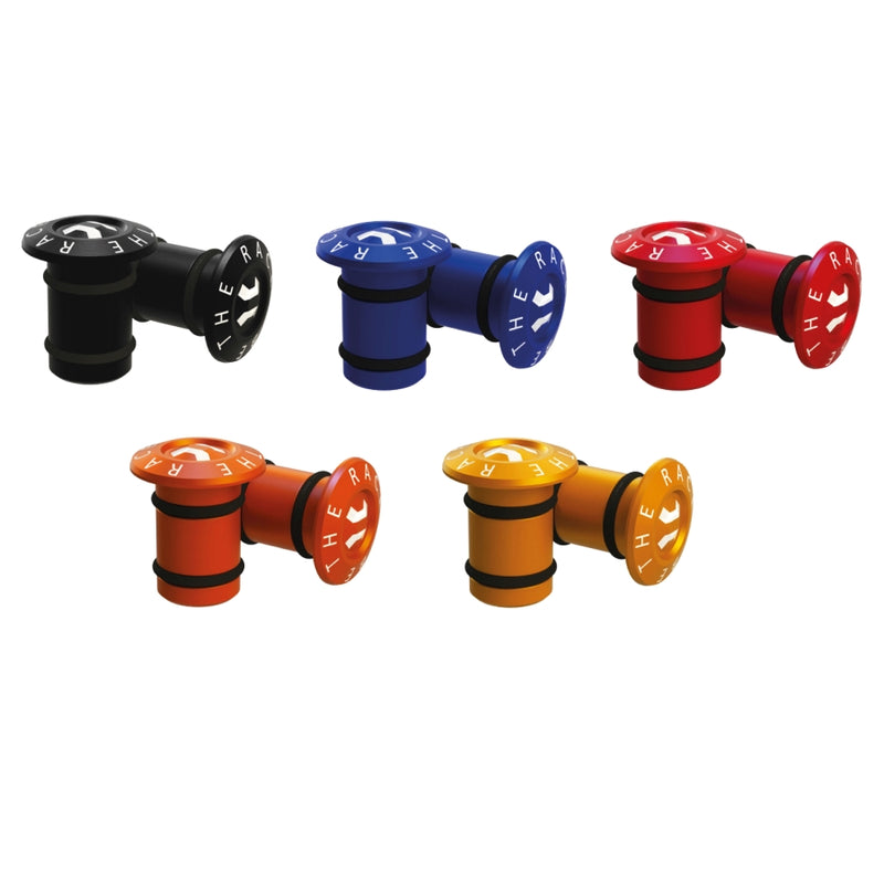 Handlebar end caps