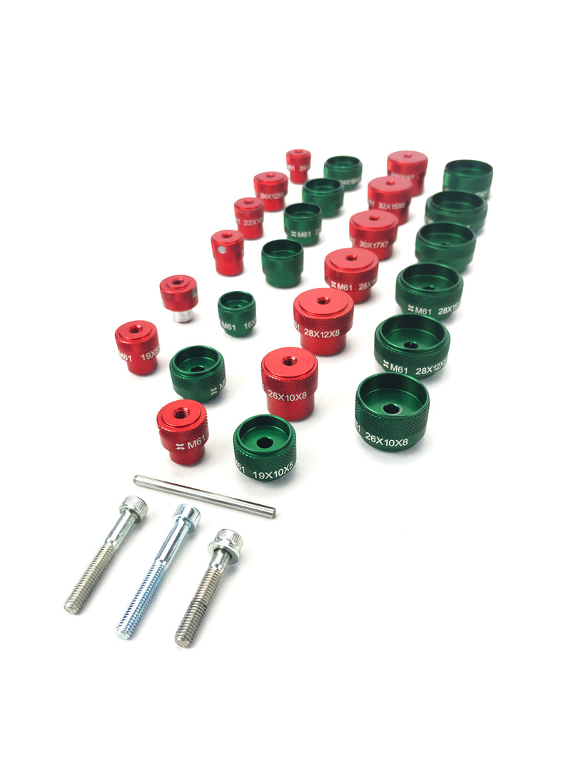 M61 EXTRACTOR BEARINGS  KIT