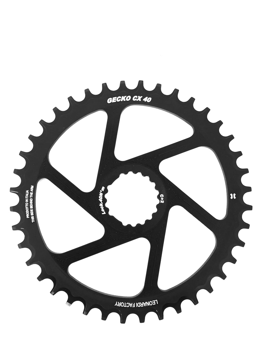 GECKO CX CANNONDALE® CHAINRING