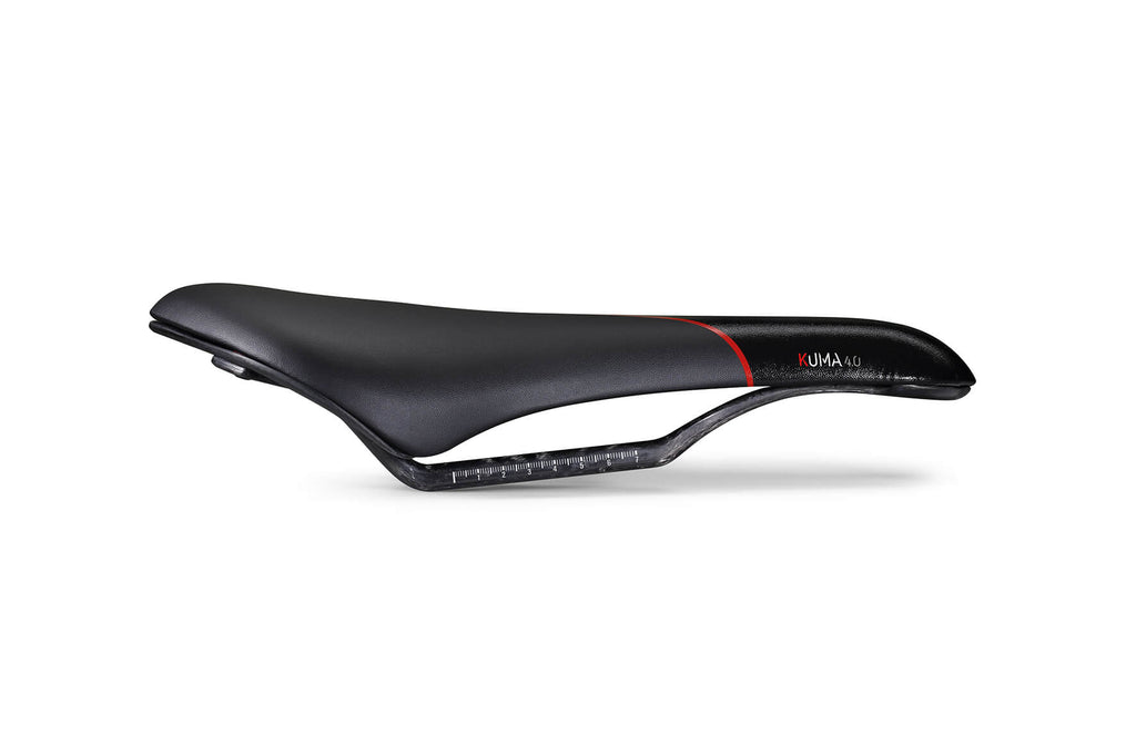 Kuma 4.0 REPENTE - Full carbon saddle